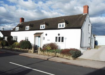 Thumbnail 4 bed cottage for sale in Station Road, Bishops Cleeve, Cheltenham