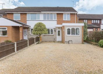 Thumbnail 4 bed semi-detached house for sale in Langdale Road, Stourport-On-Severn