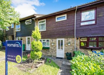 Thumbnail 3 bed terraced house to rent in Herondale, Birch Hill, Bracknell