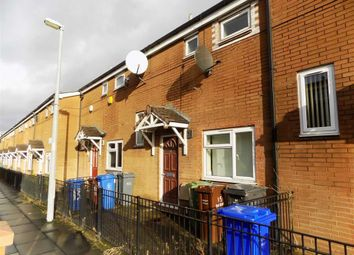 Thumbnail 2 bed terraced house to rent in Burdett Way, Manchester
