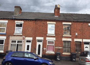 Thumbnail 2 bedroom terraced house for sale in Princes Street, Pear Tree, Derby