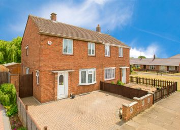 Thumbnail 2 bed semi-detached house for sale in Northumberland Road, Kettering