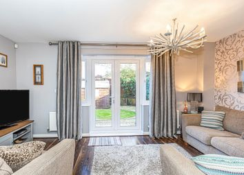 Thumbnail 3 bed town house for sale in Heol Bryncethin, Sarn, Bridgend