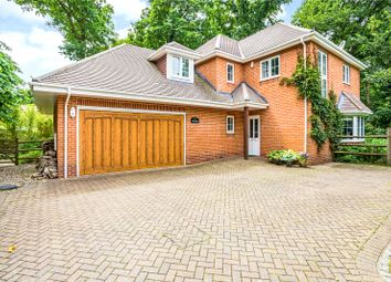 Thumbnail 4 bed detached house for sale in Water Lane, Greenham, Thatcham, Berkshire