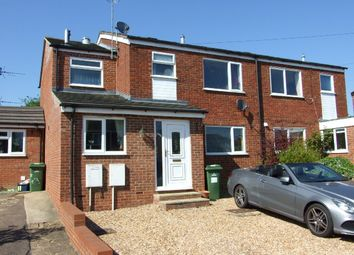 Thumbnail 4 bed semi-detached house for sale in Vandyke Close, Woburn Sands