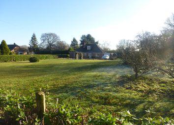 Thumbnail 3 bedroom detached bungalow for sale in Sheilens, Hyde, Wareham