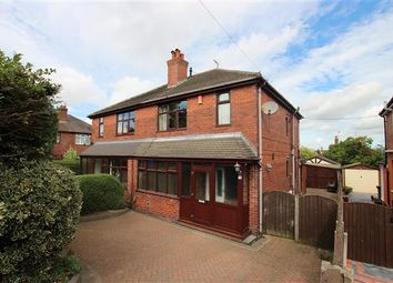 Thumbnail 3 bedroom semi-detached house for sale in Moxley Avenue, Sneyd Green, Stoke-On-Trent