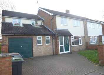 Thumbnail 4 bed terraced house to rent in Homerton Road, Icknield