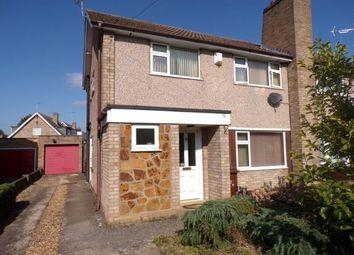 Thumbnail 3 bed semi-detached house for sale in Barnard Close, Duston, Northampton, Northamptonshire