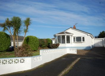 Thumbnail 4 bed detached bungalow for sale in Upper Hill Park, Tenby