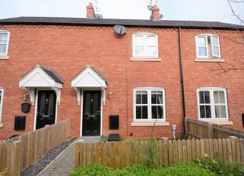 Thumbnail 2 bed town house for sale in 4 Village Green Way, Kingswood, Hull