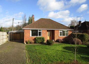 Thumbnail 2 bed detached bungalow for sale in West Lane, North Baddesley, Southampton