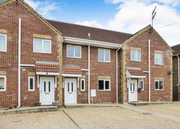 Thumbnail 3 bedroom terraced house for sale in Beechings Close, Wisbech St. Mary, Wisbech