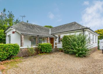 Thumbnail 3 bed detached bungalow for sale in Gratton Lane, Yelverton, Devon