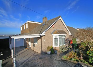 Thumbnail 3 bed detached house for sale in Lippell Drive, Plymstock, Plymouth