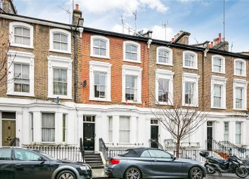 Thumbnail 3 bed flat for sale in Overstone Road, Hammersmith, London
