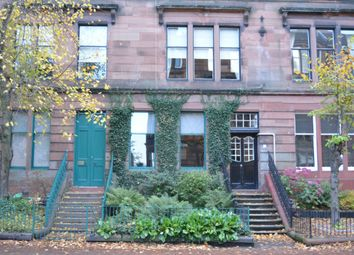 Thumbnail 1 bed flat for sale in Clarence Drive, Hyndland, Glasgow