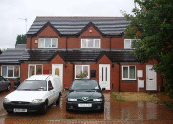 Thumbnail 1 bed terraced house to rent in Alexandra Way, Tividale, Oldbury