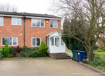 Thumbnail 3 bedroom semi-detached house for sale in The Ridings, Alverstone Avenue, Barnet