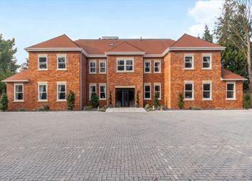 Thumbnail 2 bed flat to rent in Brook Lane, Warsash, Southampton