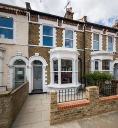 Thumbnail 3 bed terraced house for sale in Grove Road, Leytonstone, London