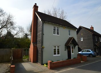 Thumbnail 3 bed link-detached house for sale in Great Yeldham, Halstead, Essex