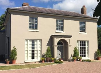 Thumbnail 5 bed detached house for sale in Old Road, Worcester, Worcestershire