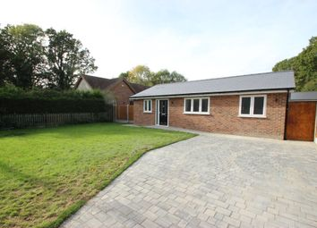 Thumbnail 2 bed detached bungalow for sale in Rayleigh Downs Road, Rayleigh, Essex