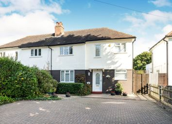 Thumbnail 3 bed semi-detached house for sale in Parkfield Way, Bromley