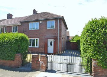 Thumbnail 3 bed semi-detached house to rent in Melrose Gardens, Wallsend