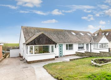 Thumbnail 2 bed semi-detached bungalow for sale in Cissbury Crescent, Saltdean