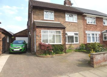Thumbnail 4 bed semi-detached house for sale in North Avenue, Aintree, Liverpool