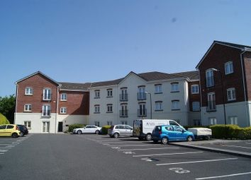 Thumbnail 2 bed flat to rent in Ty Castell House, Coychurch Road, Brackla, Bridgend.