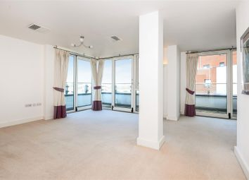 Mistral, 32 Channel Way, Ocean Village, Southampton SO14. 2 bed flat for sale