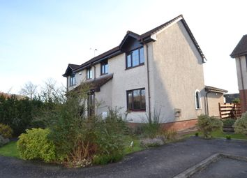 Thumbnail 2 bed semi-detached house to rent in Beech Lane, Stirling