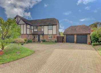 Thumbnail 5 bed detached house for sale in Wigwell Gardens, Great Horwood, Milton Keynes