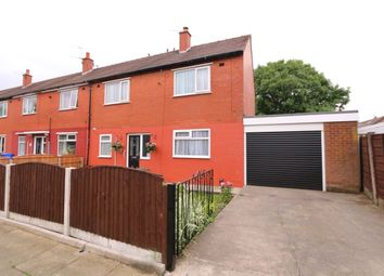Thumbnail 3 bed semi-detached house to rent in Linden Road, Denton, Manchester