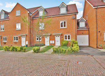 Thumbnail 4 bed town house to rent in Northcourt Mews, Abingdon