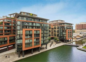 Thumbnail 3 bedroom terraced house to rent in Merchant Square East, London