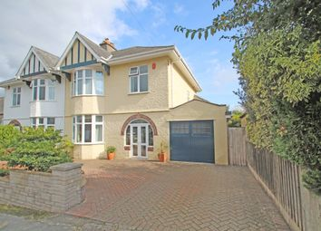 Thumbnail 3 bedroom semi-detached house for sale in Lockington Avenue, Hartley, Plymouth