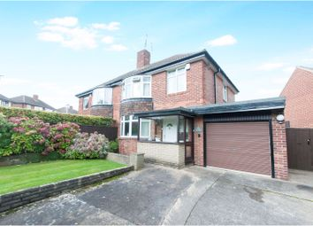 Thumbnail 3 bed semi-detached house for sale in Park Avenue, Sheffield