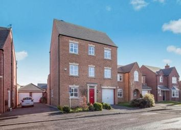 Thumbnail 5 bedroom detached house for sale in Harworth Road, St. Helens