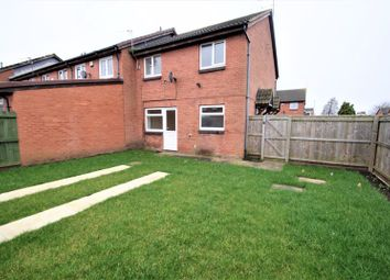 Thumbnail 1 bed terraced house for sale in Russell Walk, Thornaby, Stockton-On-Tees