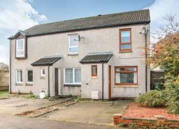 Thumbnail 2 bed semi-detached house for sale in Wellside, Haddington