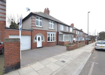 Thumbnail 3 bed semi-detached house for sale in Newton Road, High Heaton, Newcastle Upon Tyne