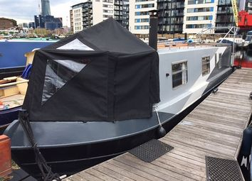 Thumbnail 1 bedroom houseboat for sale in Poplar Dock Marina, Canary Wharf