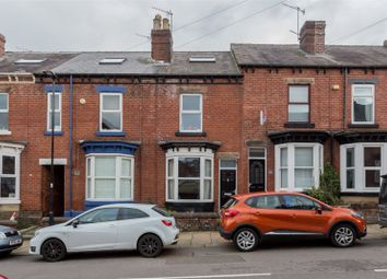 Thumbnail 3 bed terraced house for sale in Onslow Road, Endcliffe Park, Sheffield