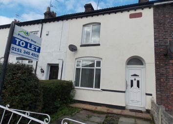 Thumbnail 2 bed terraced house to rent in Heath Road, Widnes