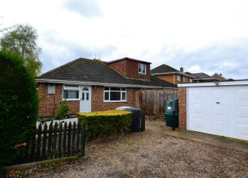 Thumbnail 2 bed bungalow for sale in Churchthorpe, Fulstow