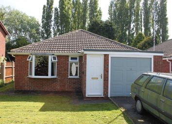 Thumbnail 2 bed detached bungalow for sale in Hamblin Crescent, Sinfin, Derby